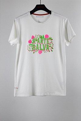 camiseta a arte salva