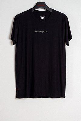 camiseta pare respire preto
