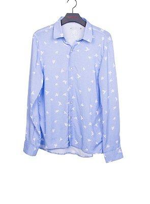 camisa revoada