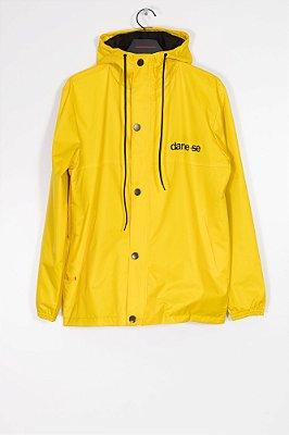casaco dane-se a chuva amarelo
