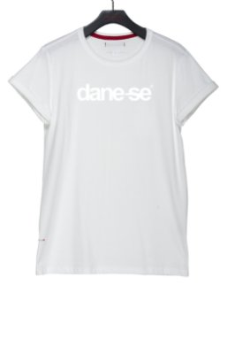 camiseta dane-se all white
