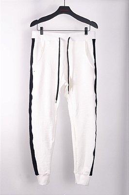 calça dane-se off/preto