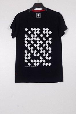 camiseta painel parque preto