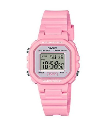 casio standart digital rosa