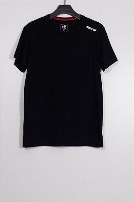 camiseta dane-se mini preto