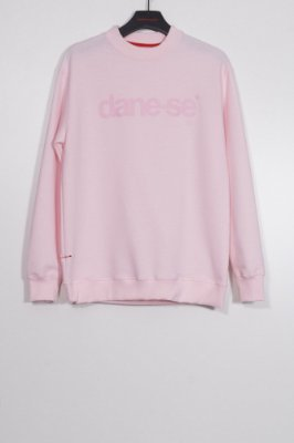 blusa moletom dane-se rosa
