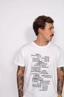 camiseta O PLANO FUTURISTA