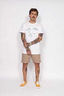camiseta O PLANO VERDE