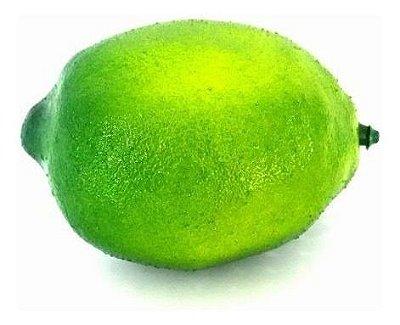 Limão taiti verde artificial 10x7 cm