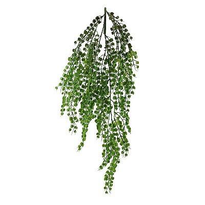 Pendente verde 87,5cm