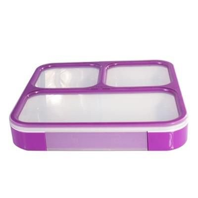 Porta alimentos rosa mimo