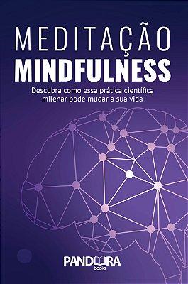 Livro Meditação Mindfulness