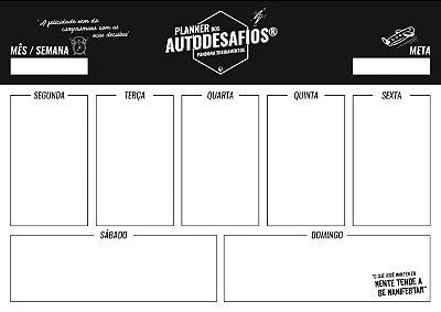 Planner dos Autodesafios®
