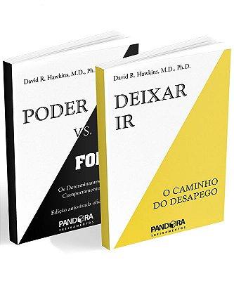 Combo Best-Sellers - Livros Deixar Ir + Poder vs. Força