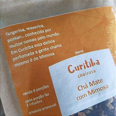 Curitiba Cheirosa - Chá Mate com Mimosa 20g