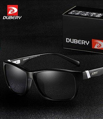 Óculos de sol black Dubery Polarizado