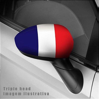 França envelopamento retrovisor