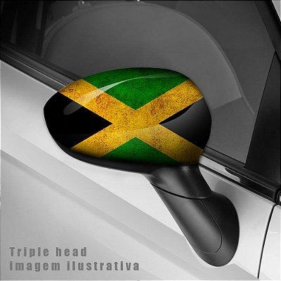 Jamaica envelopamento retrovisor
