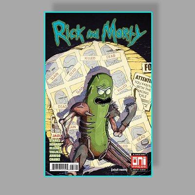 Ricky picles Sticker
