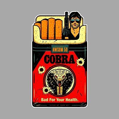 Cobra stallone Sticker
