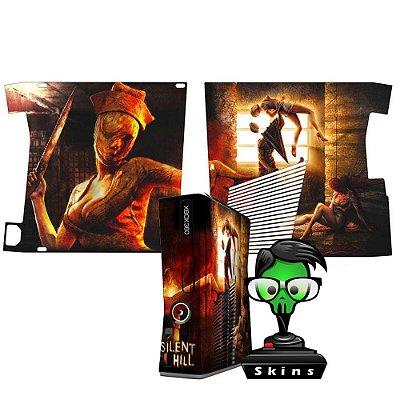 Skin xbox 360 slim Silent Hill