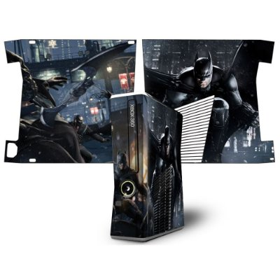 Skin xbox 360 slim Batman