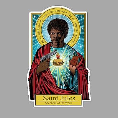 Saint-Jules Sticker