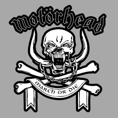 Motorhead Sticker