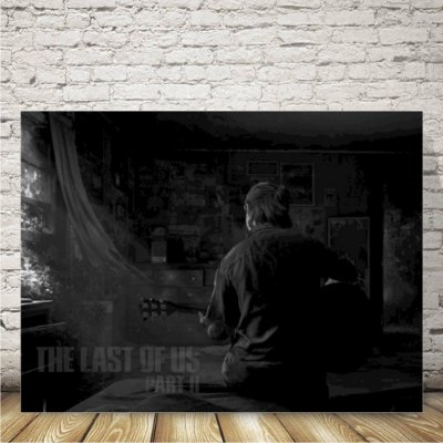 The Last of Us part 2 Placa mdf decorativa