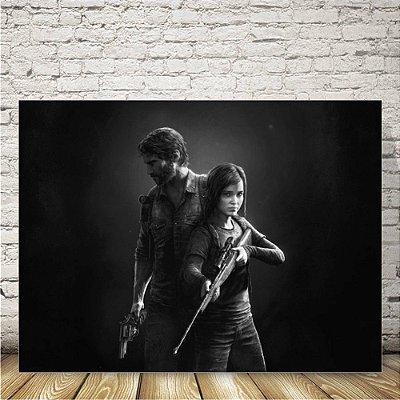 The Last of Us part Placa mdf decorativa