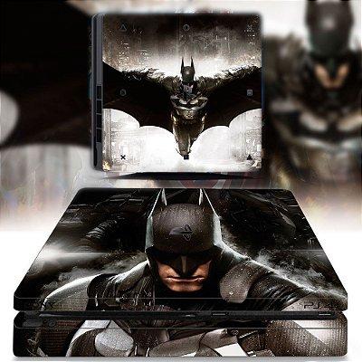 adesivo skin ps4 slim Batman