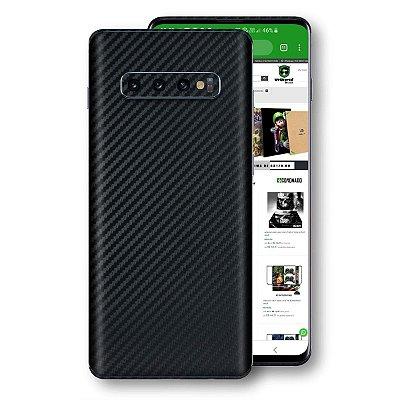 skin Fibra de carbono Samsung Galaxy S10