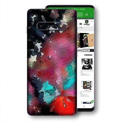 skin adesivo Samsung Galaxy S10 textura 1
