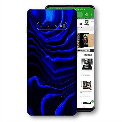 Skin adesivo Samsung Galaxy S10 textura 9