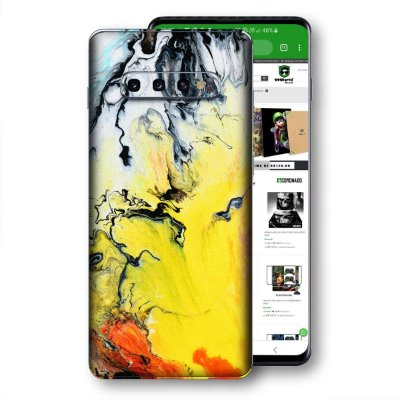 Skin adesivo Samsung Galaxy S10 textura 16
