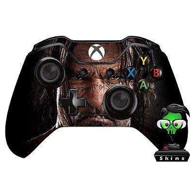 Adesivo custom controle Xbox one skin Lords of Fallen