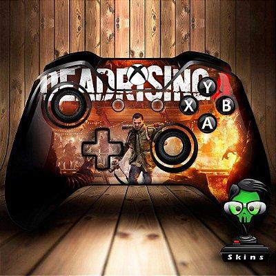 Adesivo custom controle Xbox one skin DeadRising 4