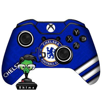 Adesivo de controle Xbox one skin Chelsea