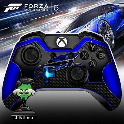 Adesivo de controle Xbox one skin Forza 6