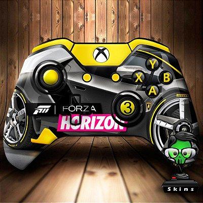Adesivo de controle Xbox one skin forza horizon 3