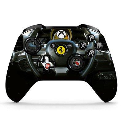 Adesivo de controle Xbox one skin Ferrari