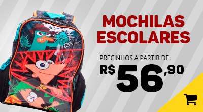 Saldao - Mochilas