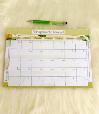 Planejamento anual - leaves