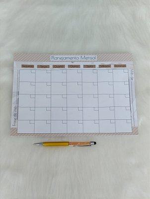 Planejamento anual - Spring
