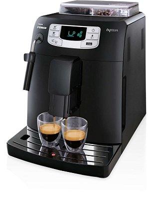 Intelia Saeco - Cafeteira Expresso Automática