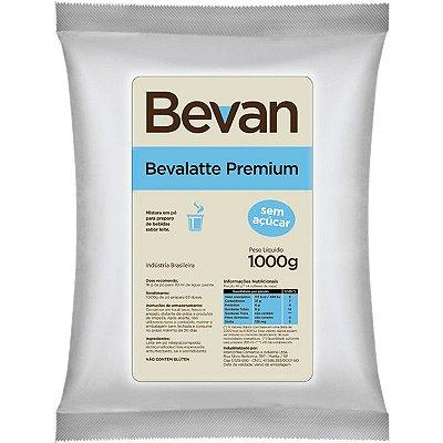 Leite Em Pó Solúvel Premium Bevan Sem Açúcar 1kg