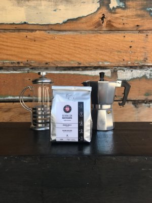 1KG Café Especial - GANHE cafeteira italiana ou prensa francesa