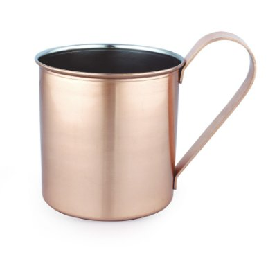 Caneca Moscow Mule Lisa Inox Mimo