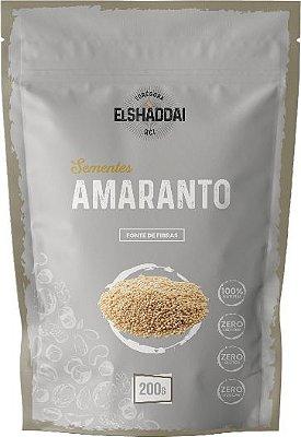 Sementes de Amaranto 200g -PREÇO PROMOCIONAL BLACK FRIDAY