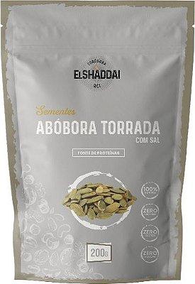 SEMENTE ABÓBORA TORRADA - 100G - PREÇO PROMOCIONAL DE BLACK FRIDAY